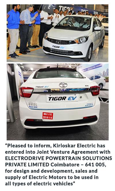 Kirloskar Electric, Manufacturer of Induction Motors